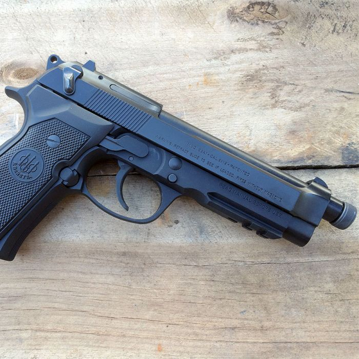 BERETTA 9MM M92/M9 Threaded Barrel